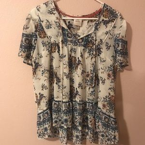 Like new Target blouse